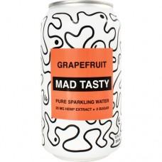 Sparkling Hemp Water, Grapefruit, 12 (12 FL OZ.) Cans