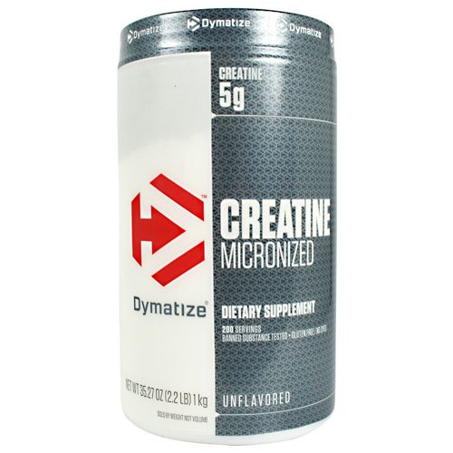 Creatine Micronized 1000 Grams, Unflavored, 1000 Grams