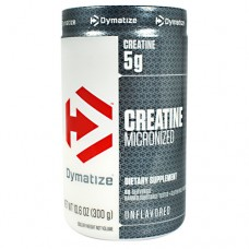 Creatine Micronized 300 Grams, Unflavored, 300 Grams