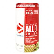 All 9 Amino, Cola Lime Twist, 30 servings- 15.87 oz (450g)