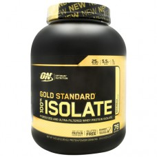 100% Isolate, Rich Vanilla, 76 servings