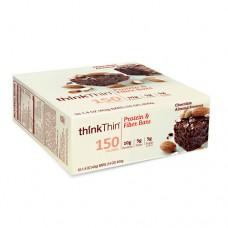 Think Thin Lean, Chocolate Almond Brownie, 10 - 40g bars