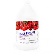 B-12 Boost, Cherry Charge, 1 Gallon (3.78 L)