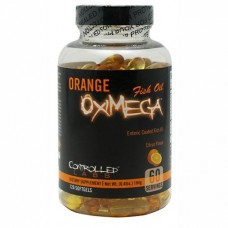 Orange Oximega, 120 Softgels, 120 Softgels