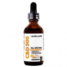 Cbd Oil, Orange Creamsicle, 500 mg (2 FL OZ.)