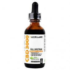 Cbd Oil, Peppermint, 3000 mg (2 FL OZ.)