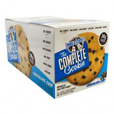 The Complete Cookie, Chocolate Chip, 12 (4 oz) Cookies