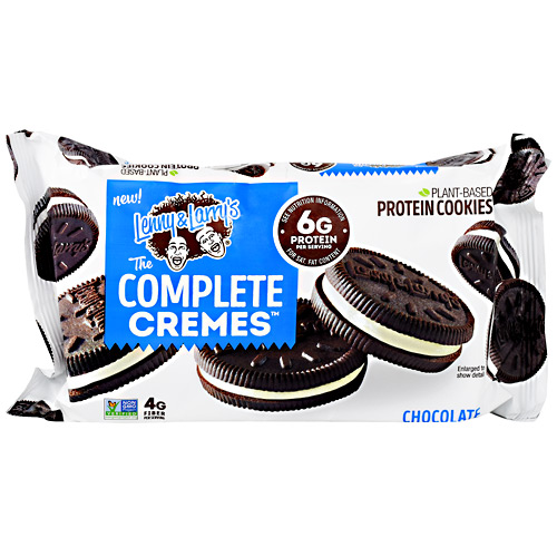 The Complete Cremes, Chocolate, 18 Cookies (NET WT. 8.6 oz (244g))