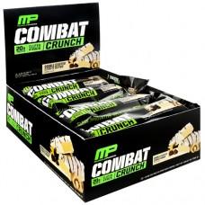 Combat Crunch, Double Stuffed Cookie Dough, 12 (2.22 oz) Bars