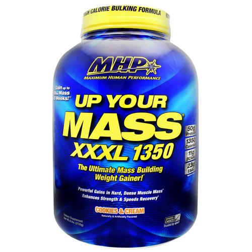 Up Your Mass Xxxl 1350, Cookies & Cream, 8 Servings (6 lb)