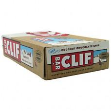 Energy Bars, Coconut Chocolate Chip, 12 - 2.4 oz (68 g) bar [28.8 g (816 g)]