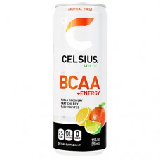 Bcaa+energy, Tropical Twist, 12  (12 fl oz) Cans