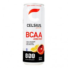 Bcaa+energy, Blood Orange Lemonade, 12  (12 fl oz) Cans