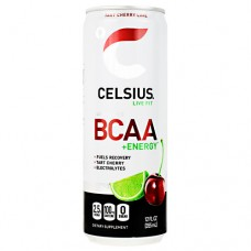 Bcaa+energy, Tart Cherry Lime, 12  (12 fl oz) Cans