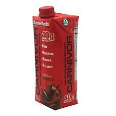 Carnivor Rtd, Chocolate, 12 (500mL) bottles