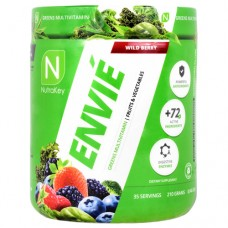 Envie, Wild Berry, 35 Servings (210g)