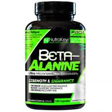 Beta-alanine, 120 Capsules, 120 Capsules