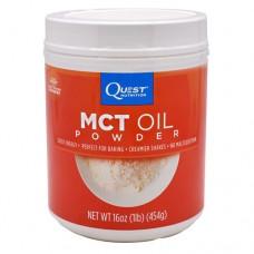 Mct Oil Powder, Unflavored, 16oz (1lb)(454g)