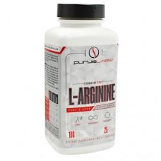 L-arginine, 100 Veggie Capsules, 100 Veggie Capsules