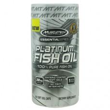 100% Platinum Fish Oil, 100 Soft Gel Caps, 100 Soft Gel Caps