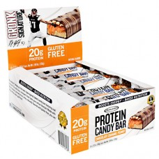 Protein Candy Bar, Chocolate Caramel Peanut, 12 - 2.12 oz. (60g) Bars