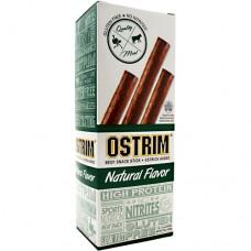 Beef & Ostrich Snack, Natural, 10 - 1.5 oz sticks [15 oz (420 g)]