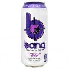 Bang, Bangster Berry, 12 (16 fl oz) Cans