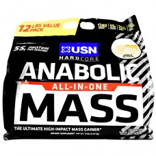 Anabolic Mass, Vanilla Ice Cream, 12 LB. (5.44kg)