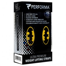 Weight Lifiting Straps, Batman, 1 Pair