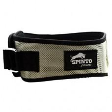 Foam Core Lifting Belt, Silver, X-LG