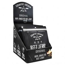 Beef Jerky, Original, 12 - 1.5 oz (42 g) Bags