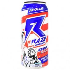 Raze Energy, Apollo, 12 - 16 FL OZ Cans