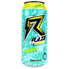 Raze Energy, Baja Lime, 12 (16 FL OZ) Cans