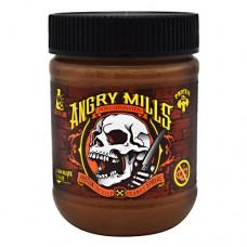 Angry Mills Peanut Spread, Chocolate Craze, 12 oz (340 g)