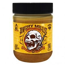 Angry Mills Peanut Spread, Honey Grim Cracker, 12 oz (340 g)