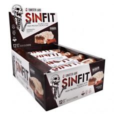 Sinfit Bar, Cinnamon Crunch, 12 - 2.93 oz (83g) per bar