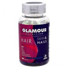 Hair Skin & Nails, 60 Capsules, 60 Capsules