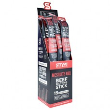 Biltong Beef Stick, Mesquite Bbq, 12 (1 oz.) Sticks