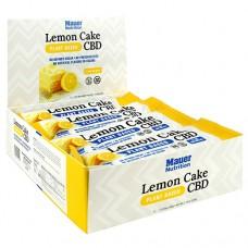 Cbd Bars, Lemon Cake, 12 (1.7 oz) Bars