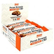 Cbd Bars, Pecan Brownie, 12 (1.7 oz) Bars