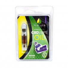 Natura Labs Pure Cannabis Blended Vape Cartridge